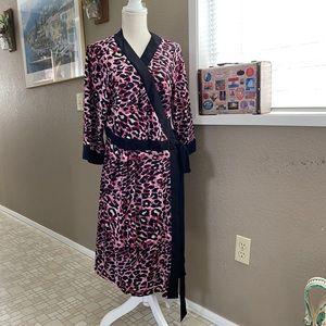 Melissa Masse classic wrap dress, Sz. 2X